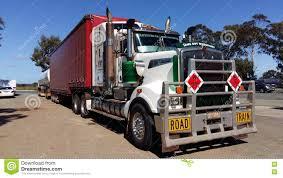 kenworth medium duty kenworth truck editorial image image 76261365