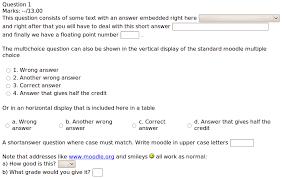 Cloze example png Moodle Docs