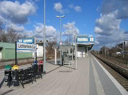 Lichterfelde Süd station