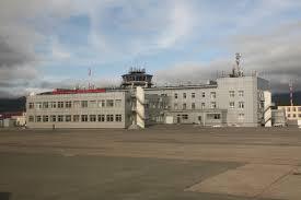 Aéroport d'Ioujno-Sakhalinsk