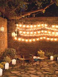 10 ways to amp up your outdoor space with string lights hgtv u0027s