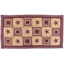 country primitive rugs roselawnlutheran
