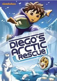 Go Diego Go. Rescate en el artico