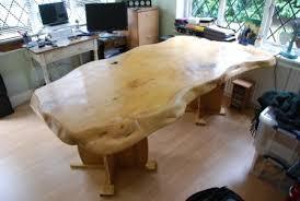Solid Oak Office Furniture by Office Computer Desk