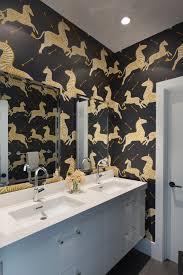 Small Powder Room Wallpaper Ideas 15 Beautiful Reasons To Wallpaper Your Bathroom Hgtv U0027s