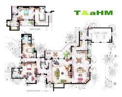742 Evergreen Terrace Floor Plan Tv And Movie Home Floor Plans By Iñaki Aliste Lizarralde Modular 4