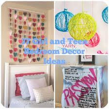 bedroom decoration diy 37 diy ideas for teenage girls room decor
