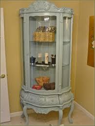 Oak Curio Cabinet Curio Cabinet Small Wallnging Curio Cabinets Oak Display