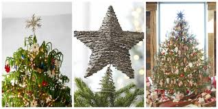 Craft Ideas Home Decor 17 Unique Christmas Tree Toppers Cool Ideas For Tree Toppers