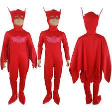 halloween mask costumes kids girls pj masks owlette amaya cosplay costume halloween