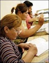 Prostitutas argentinas voltam para a escola