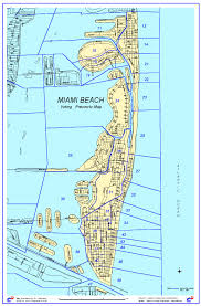 Miami Zip Codes Map by Map Of Miami Beach World Map Photos And Images