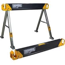 home depot black friday spring 2017 bark dust toughbuilt 41 5 in folding sawhorse folding sawhorse