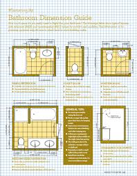 Bathroom Design Guide Bathroom Key To Get Bathroom Dimension Guide Bath Dimensions
