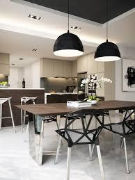 Elegant Modern Lighting Part - Contemporary pendant lighting for dining room