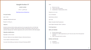CV and Resume Writing Service  Professional     Years Experience CV Plaza Business Operations Management Sample CV