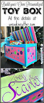 Instructions On How To Make A Toy Chest by Best 25 Pallet Toy Boxes Ideas On Pinterest Pallet Trunk
