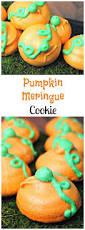 pumpkin meringue cookie recipe just plum crazy