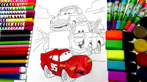 100 lightening mcqueen coloring page the cars 3 movie 2017