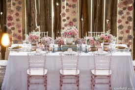 Shabby Chic Wedding Reception Ideas by The Benefit Of Diy Weddings Confetti Co Uk