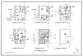 Downing Street Floor Plan 58 Barrow Street