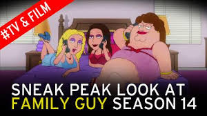 Video thumbnail  Sneak peak look at Family Guy Season    Mirror