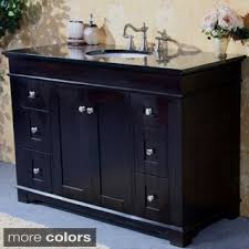 White Bathroom Vanity With Granite Top by 48 Inch Bathroom Vanity With Granite Top Natural Granite Top 48