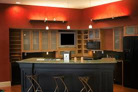 Red And Black Kitchen Ideas Red And Black Kitchen Wall Decor Classic Arc Fram Square Shine