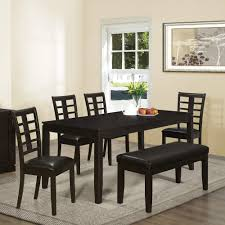 Contemporary Dining Room Table by Dinning Room Amazing Dining Room Set Modern 5 Corner Bench Dining