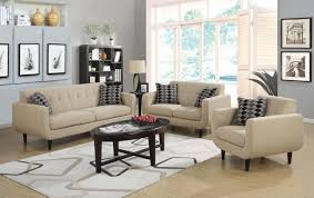 Mid Century Modern Sofas by Coaster Stansall Mid Century Modern Sofa Coaster Fine Furniture