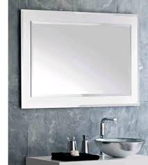Mirror Ideas For Bathroom by Mirror With Mirror Frame 136 Inspiring Style For Image Of Bathroom
