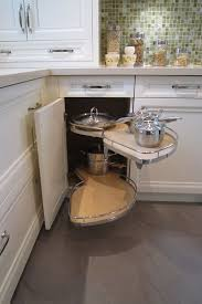 Ikea Kitchen Corner Cabinet by Making The Most Of A Small Kitchen Corner Space Le Mans Trays