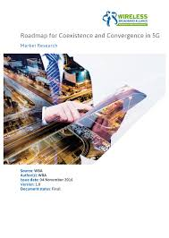 WBA white papers     Wireless Broadband Alliance Wireless Broadband Alliance Roadmap for Coexistence and Convergence in  G     Market Research