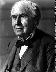Томас Эдисон после 12 лет учился дома