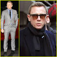 Daniel Craig Breaking News and Photos | Just Jared