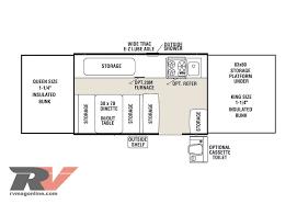 Jayco Camper Trailer Floor Plans Tent Camper Trailers Buyer U0027s Guide Rv Magazine