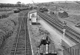 Bullgill railway station