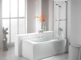 rennovate your bathroom shower unit to freshen the look of the
