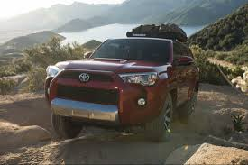 toyota 4runner what are the differences between the 2017 toyota 4runner and the
