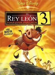 El Rey León III: Hakuna Matata (2004) [Latino]