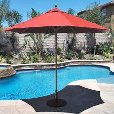 Ace Hardware Patio Umbrellas by Best Patio Umbrella For Windy Area October 2017