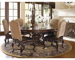 Thomasville Dining Room Chairs by Elba Round Dining Table Thomasville Furniture