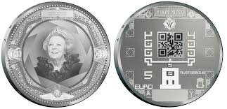 moneta da 5 euro