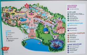 Orlando Universal Studios Map by New In Park Maps At Hollywood Studios Blog Mickey