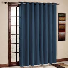 Blackout Curtain Panels Amazon Com Rhf Wide Thermal Blackout Patio Door Curtain Panel