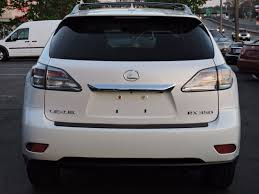lexus vanity license plate used 2010 lexus rx 350 dvd player at auto house usa saugus