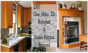 kitchen kitchen update add a glass tile backsplash hgtv 14009510