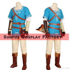 link halloween halloween the legend of zelda breath of the wild link costume