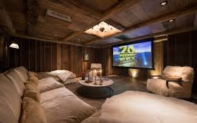 luxury home theater cool home theater roomscool home theater with cozy sofa for comfy