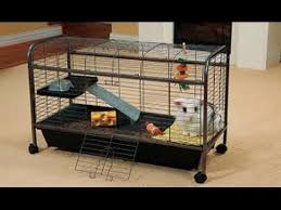rabbit cage indoor rabbit cage youtube